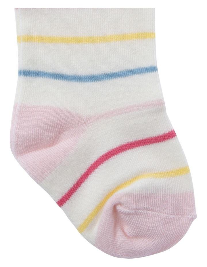 Toddler Novelty Stripe Tights image 2