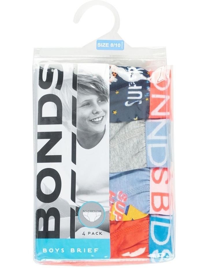 Bonds Multipack Brief 4pk image 1