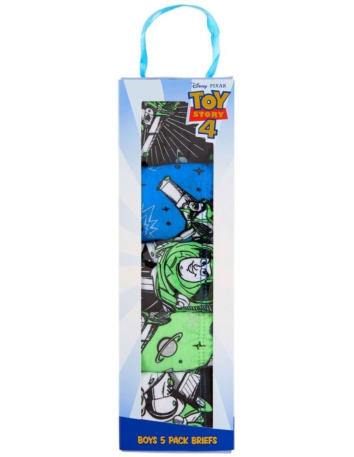 Toy Story Brief 5 Pack image 2