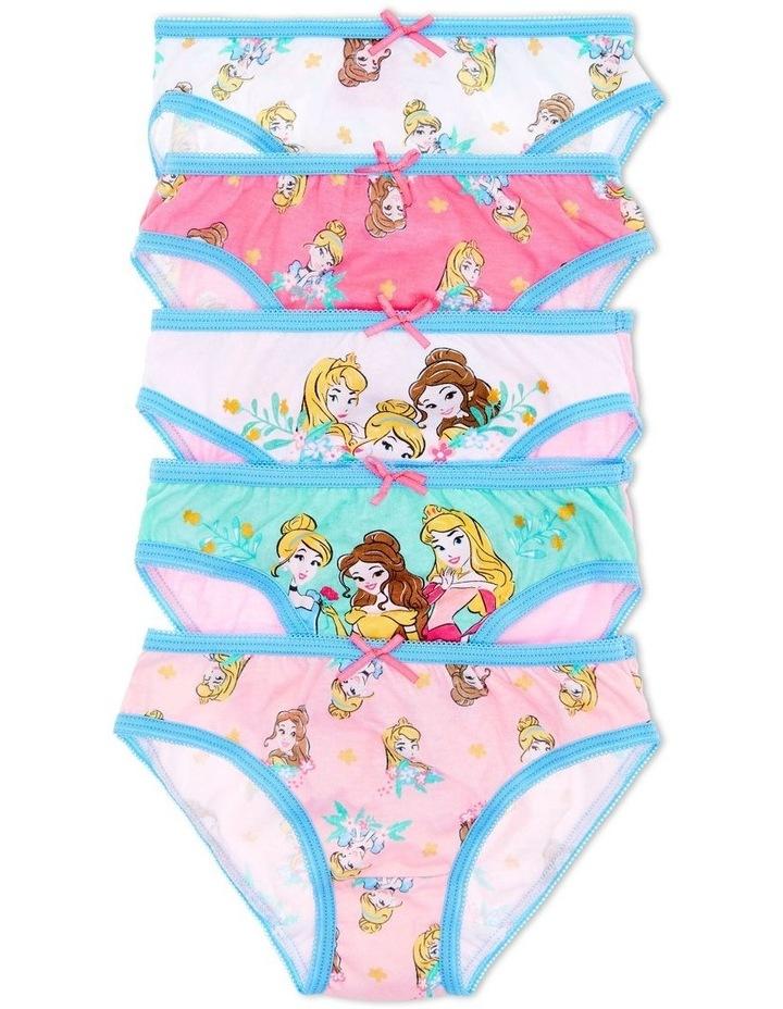Disney Princess Brief 5 Pack image 2