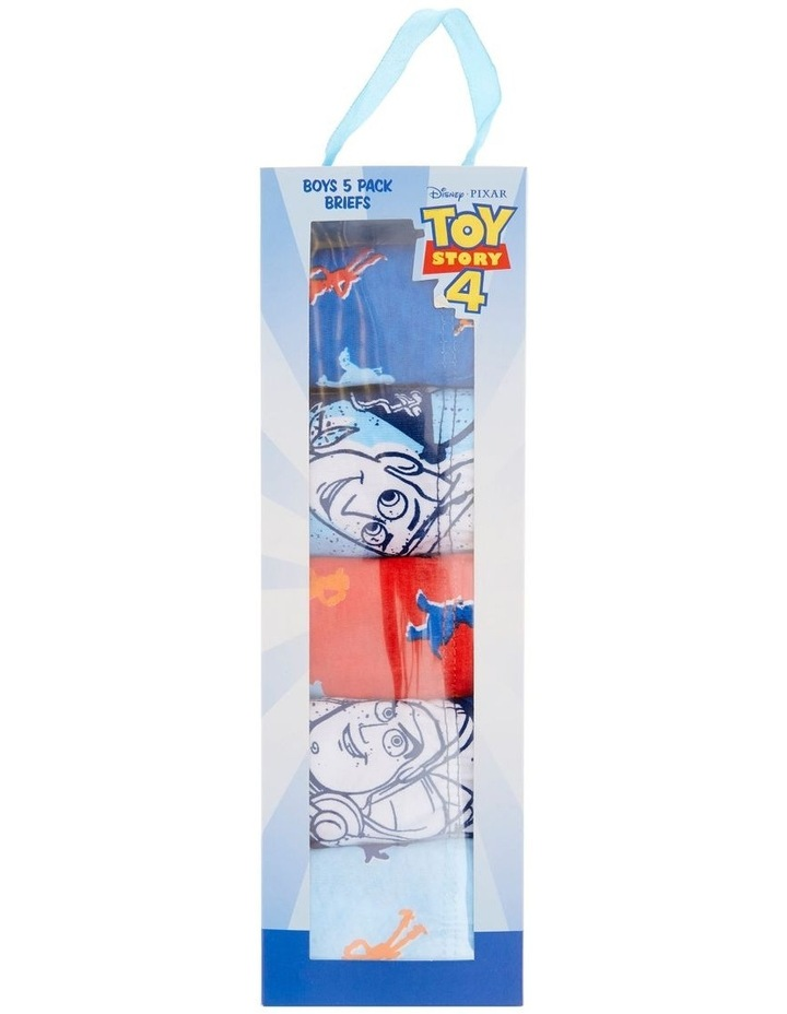 Toy Story Brief 5 Pack image 1