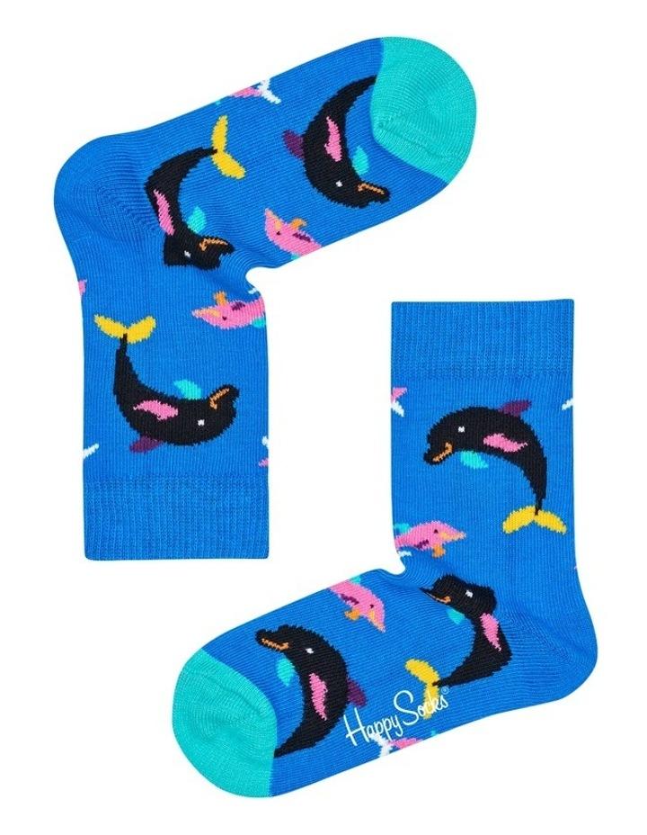 Kids Dolphin Socks image 2