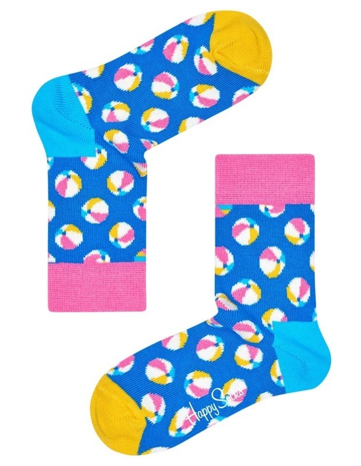 Kids Beachball Socks image 2