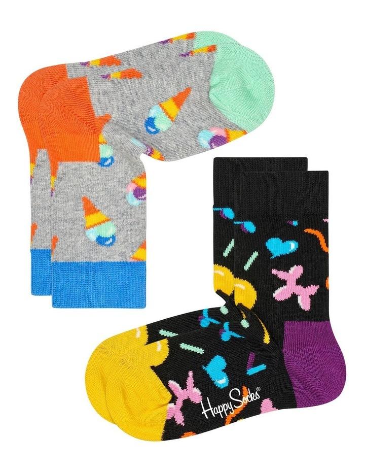 Ice Cream Socks 2-Pack image 1