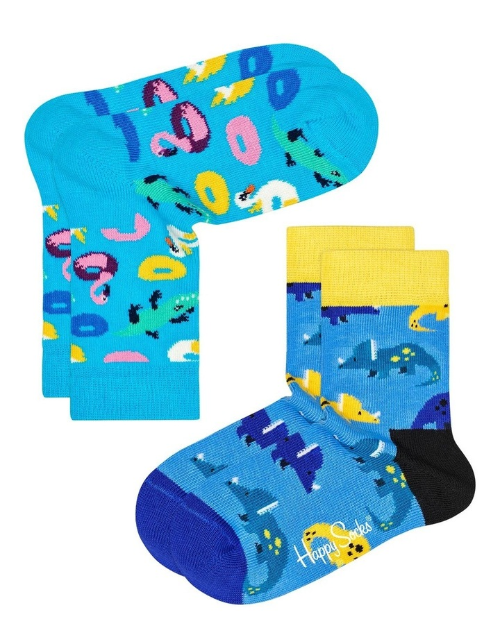 Poolparty Socks 2-Pack image 1