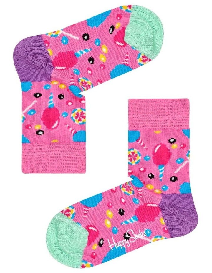 Cotton Candy Sock image 1