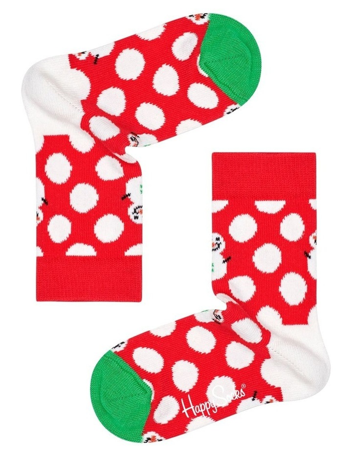 Big Dot Snowman Sock image 1