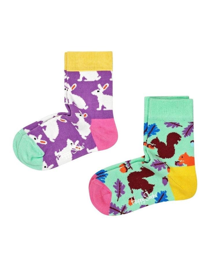 2-Pack Bunny Socks image 1