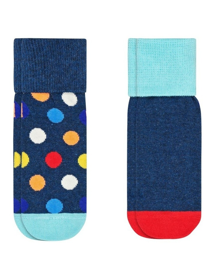 2-Pack Big Dot Anti-Slip Socks image 2