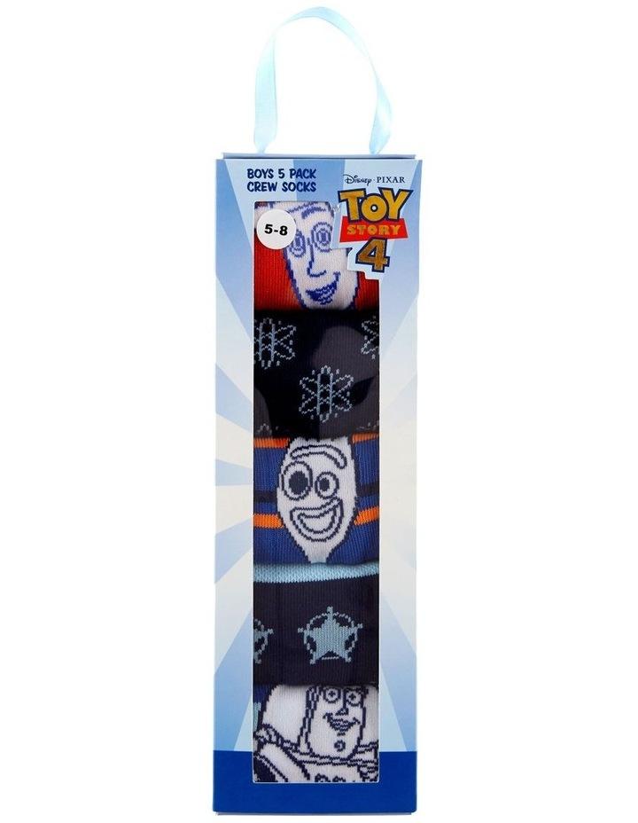 Toy Story Boys 5pk Sock image 1