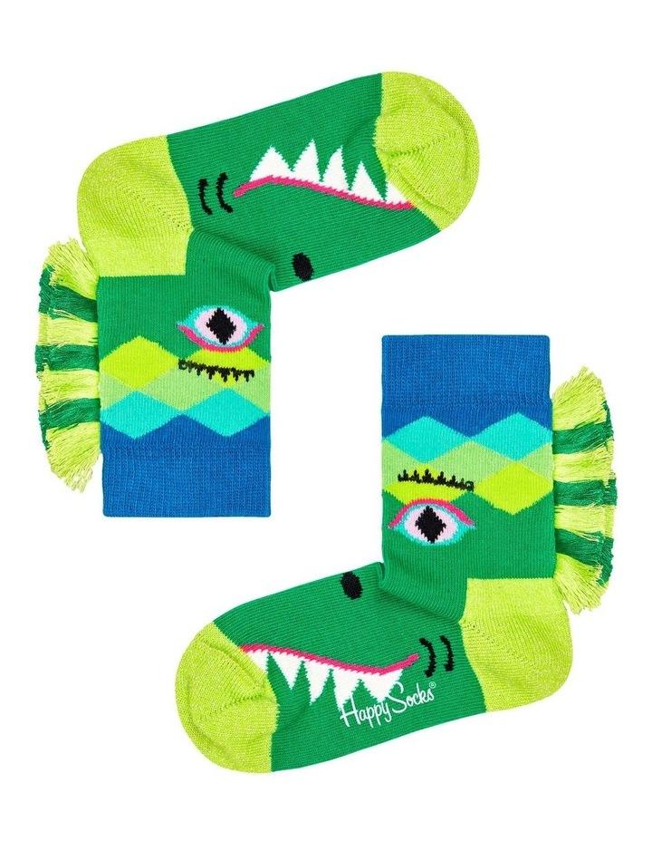 Crazy Crocodile Sock image 1