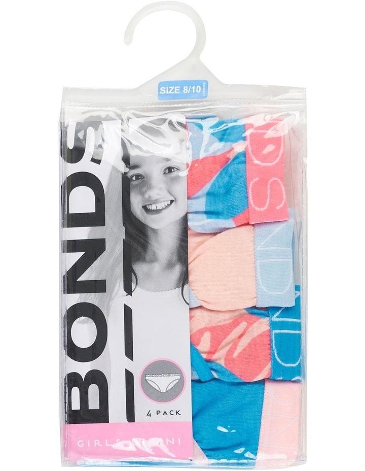 Kids Bikini 4 Pack image 1