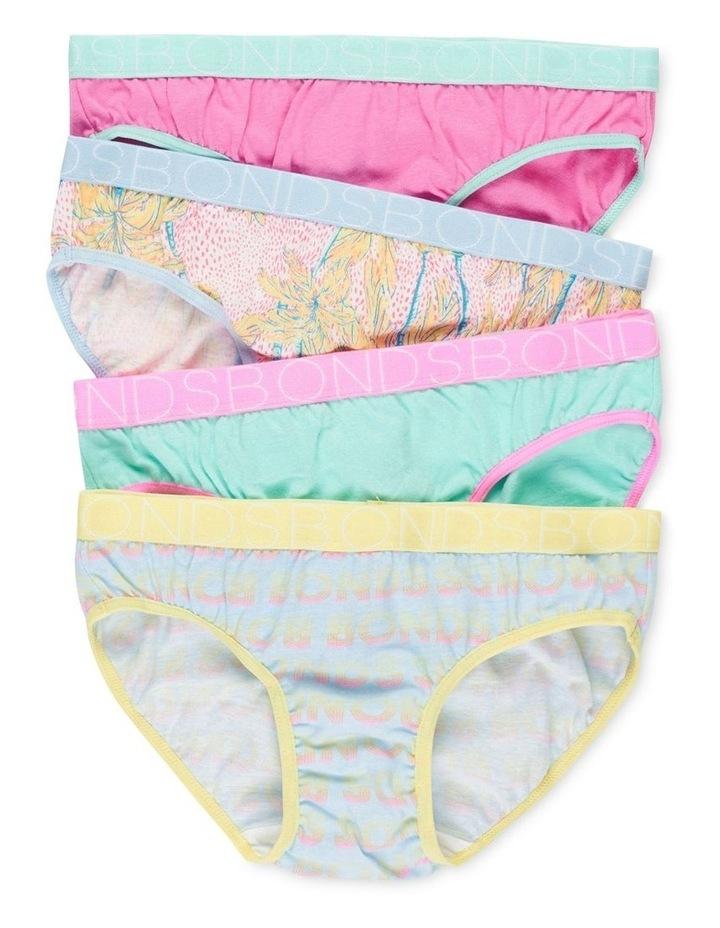 Kids Bikini 4 Pack image 2