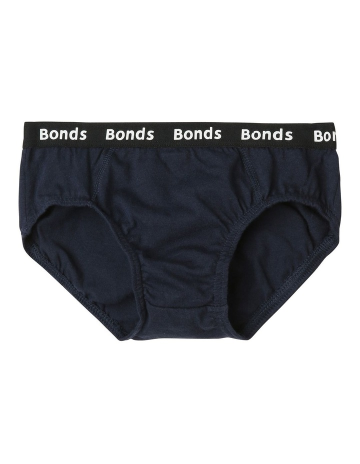 Value Hipster Brief 7 Pack image 2