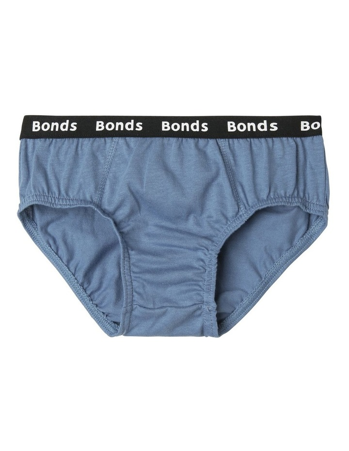 Value Hipster Brief 7 Pack image 3