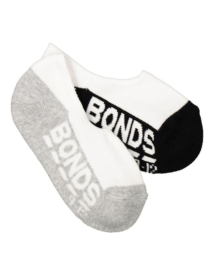 Bonds Logo Sneaker 2 pack image 1