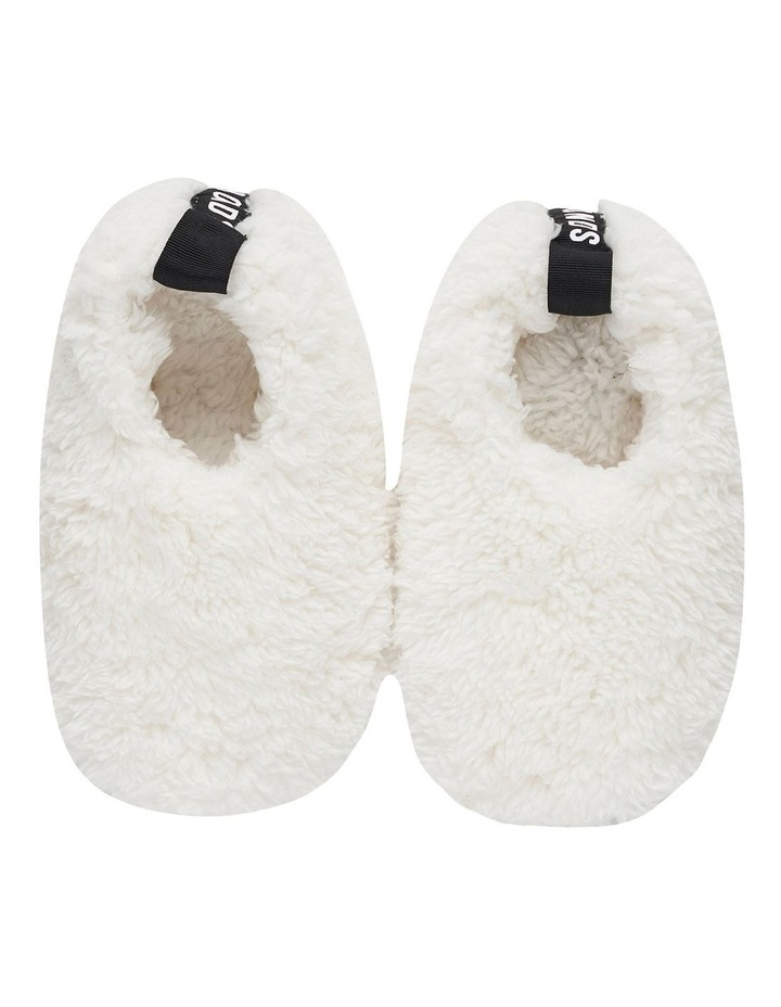 Cream Kids Home Bootie 1 Pack image 1