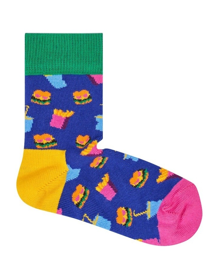 Kids Hamburger Socks image 1