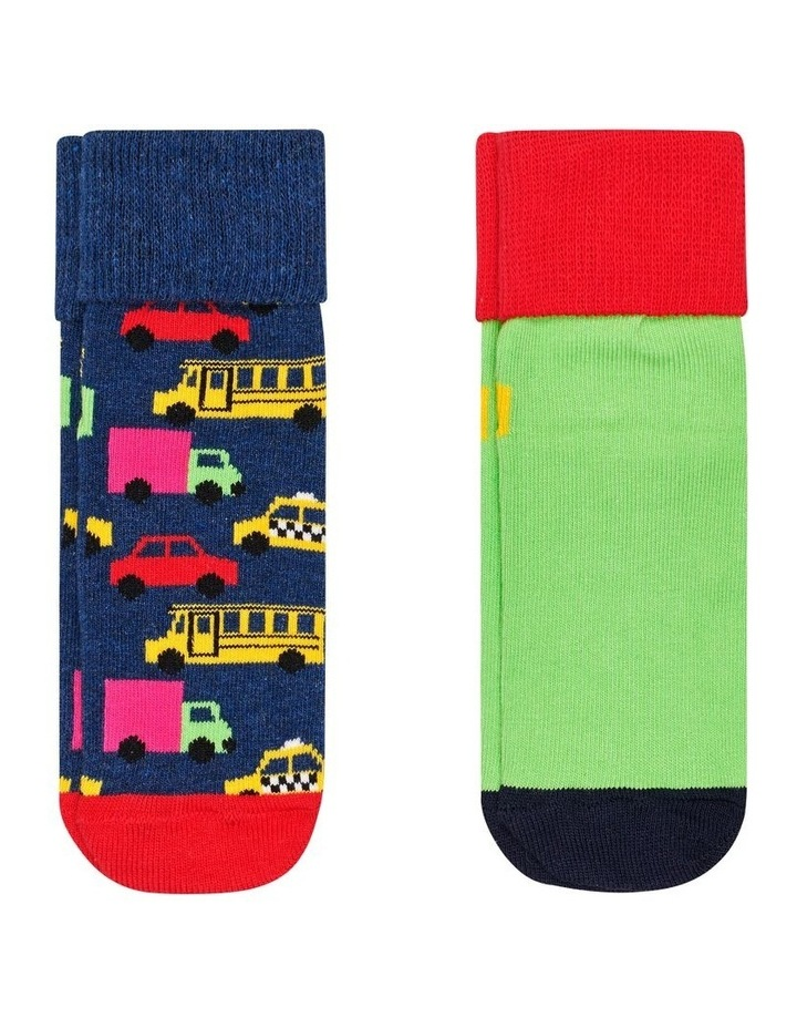 2-Pack Cars Anti-Slip Socks image 1