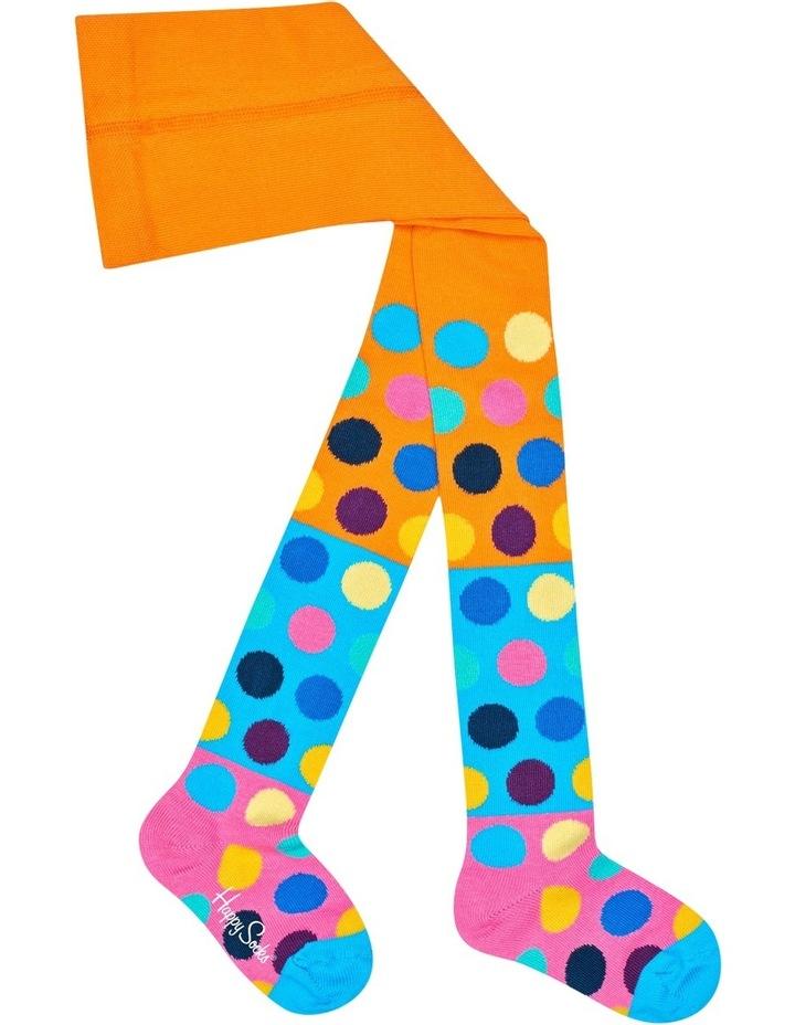 Kids Polka Dot Tights image 1
