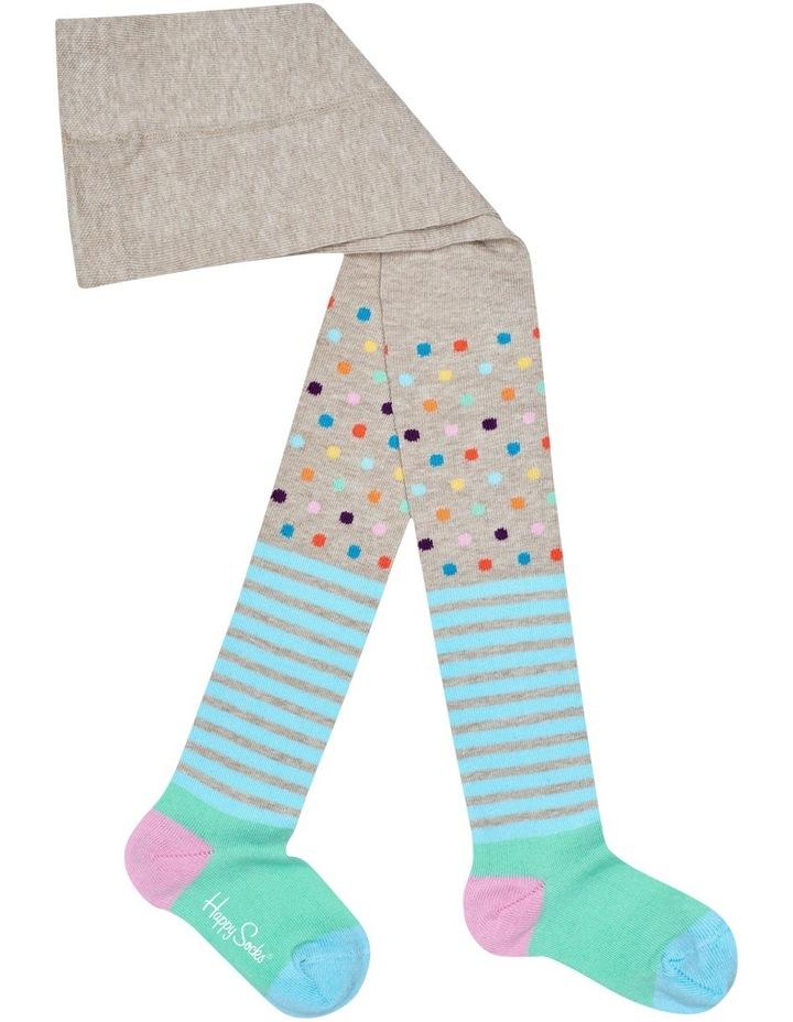 Kids Spot/Stripe Tights image 1