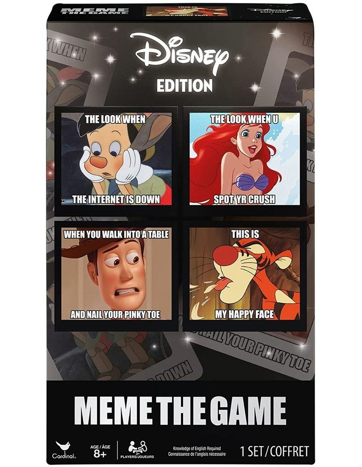 Disney Meme Game image 1