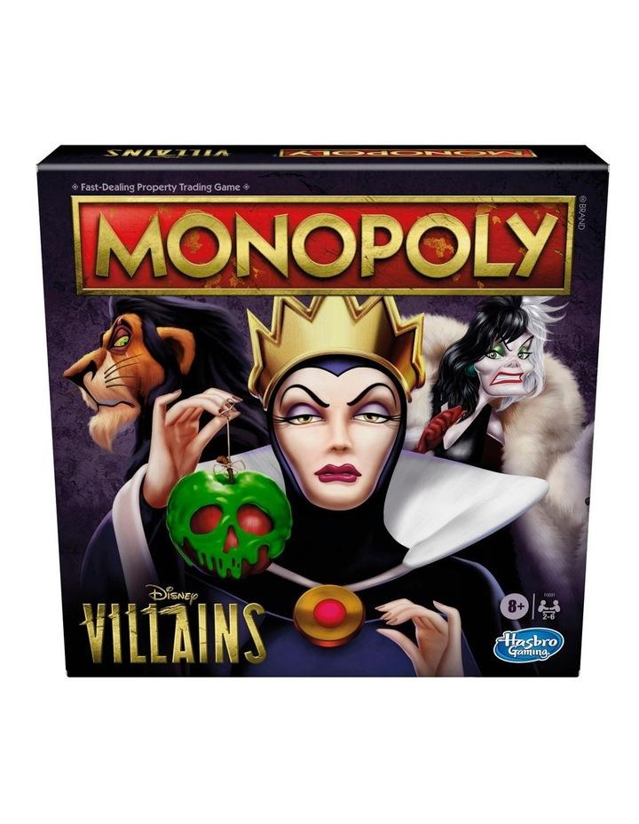 Disney Villains Edition image 1