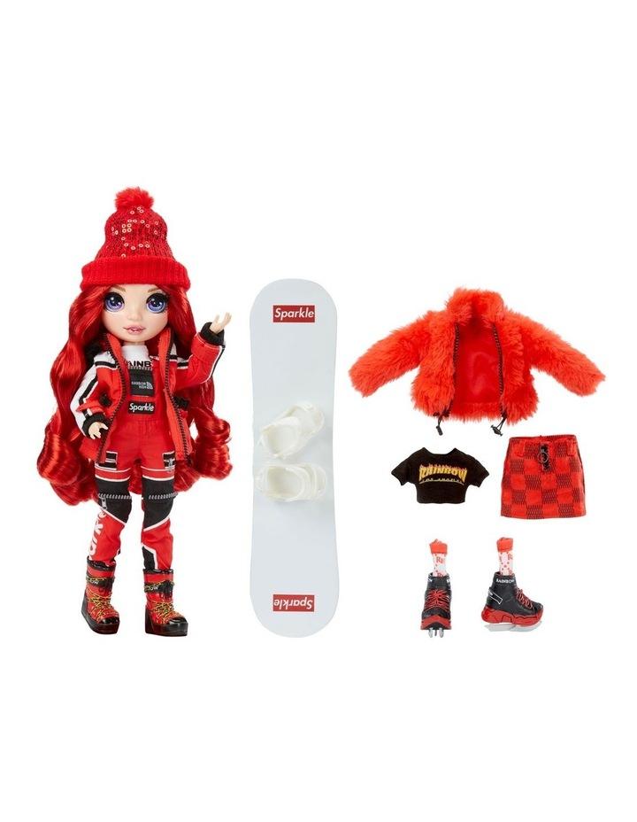 Winter Break Fashion Dolls image 1