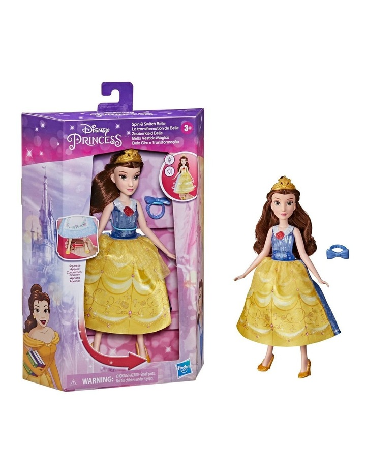 Disney Princess Spin And Switch Belle image 1