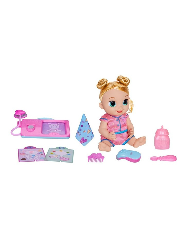 Baby Alive Lulu Achoo Doll - Blonde Hair image 2