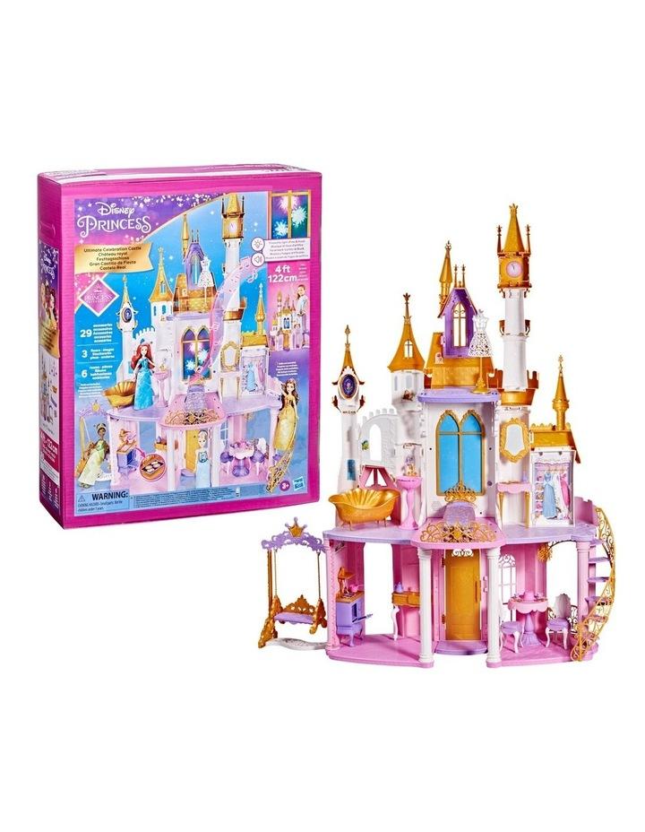 Disney Princess Ultimate Celebration Castle image 1
