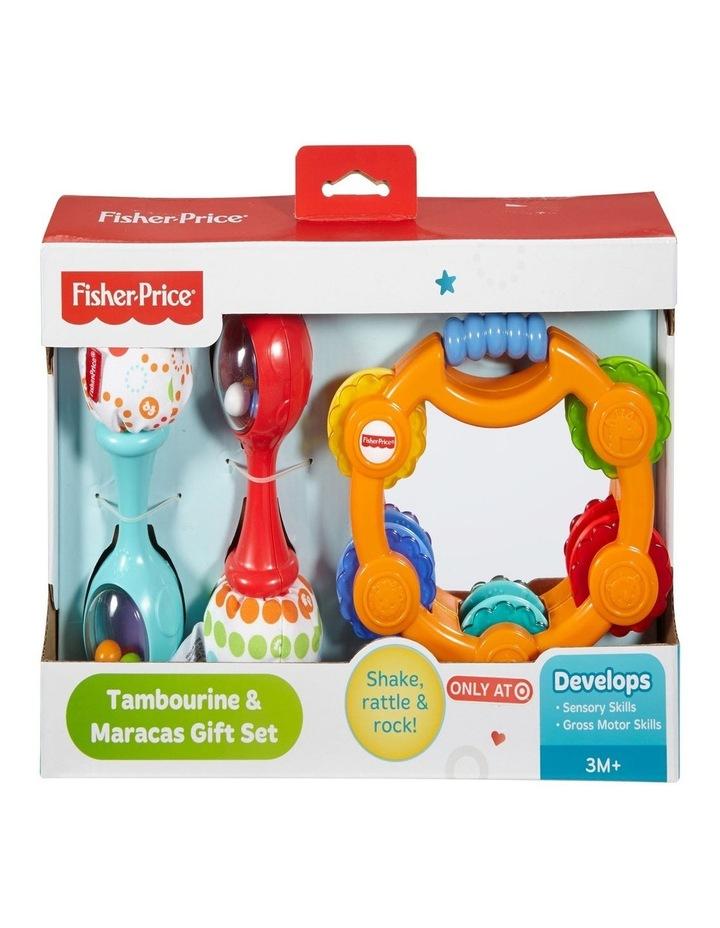 Tambourine & Maracas Gift Set image 1