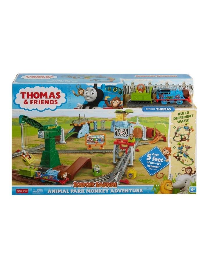 Thomas & Friends Animal Park Monkey Adventure Set image 1