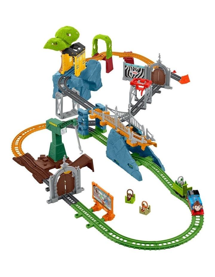 Thomas & Friends Animal Park Monkey Adventure Set image 2