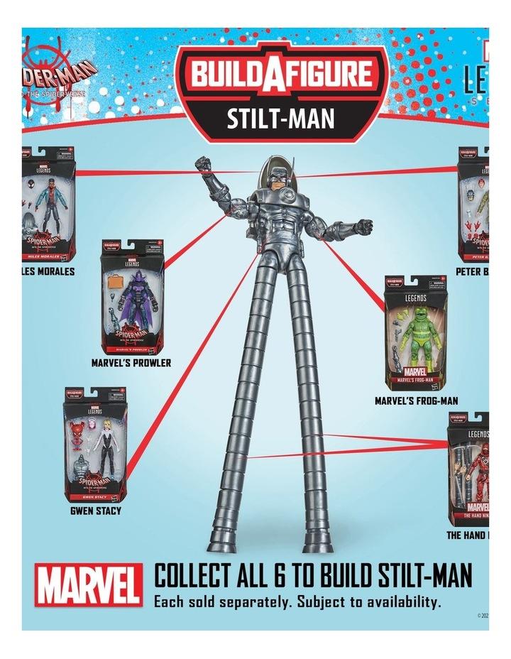 Build-A-Figure Stilt Man Toy image 2