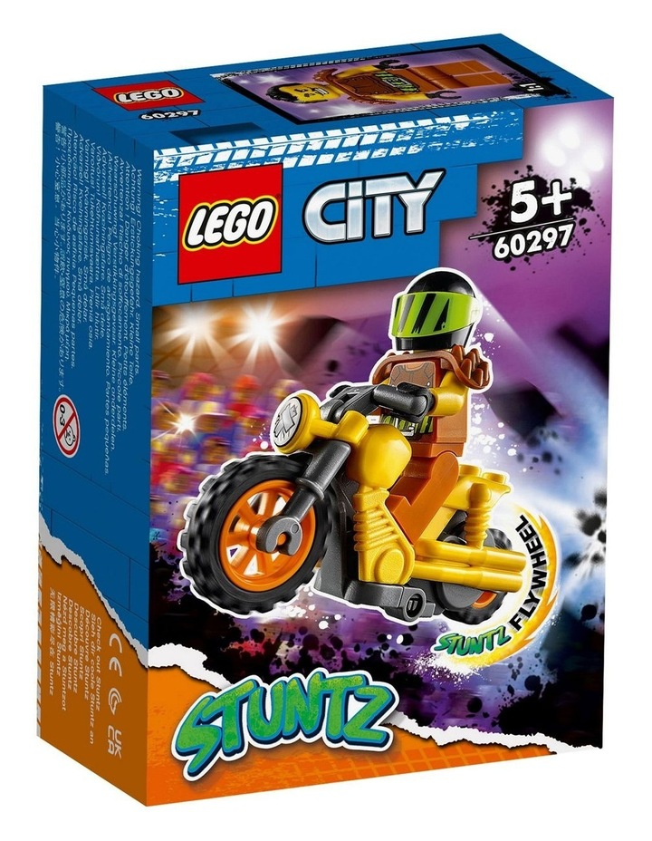City Demolition Stunt Bike 60297 image 1