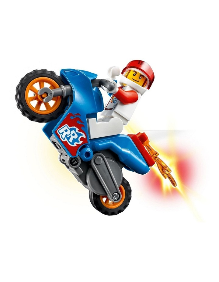 City Rocket Stunt Bike 60298 image 2