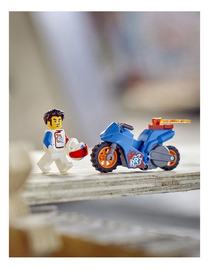 City Rocket Stunt Bike 60298 image 3