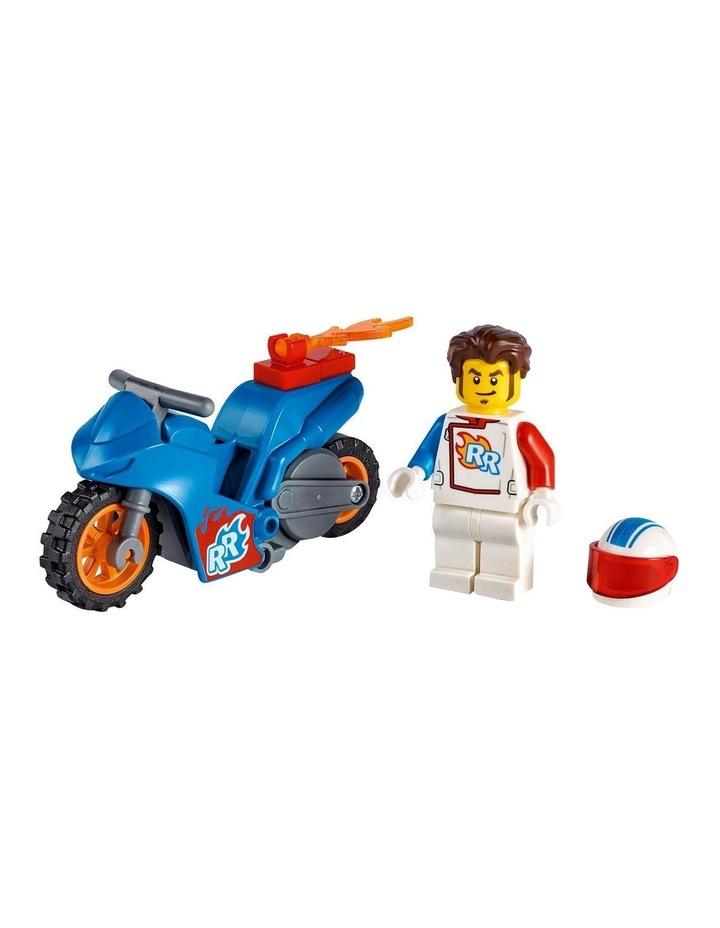 City Rocket Stunt Bike 60298 image 5