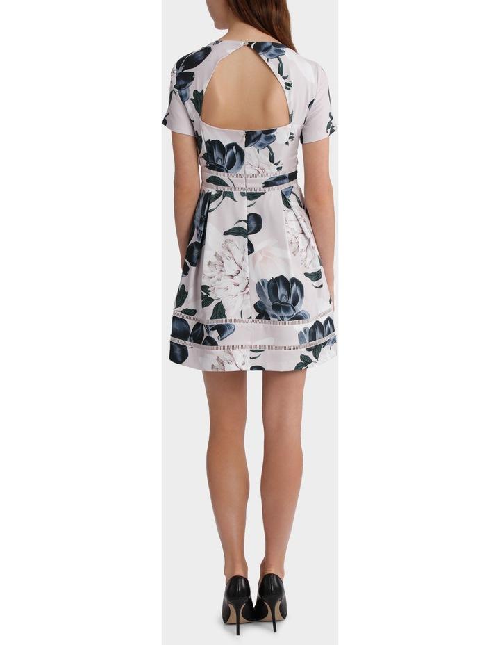 Printed Insert Tea Dress image 3