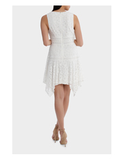 Tokito Collection - Hanky Hem Lace Dress
