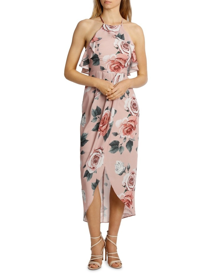 Tullip Skirt Ruffle Bodice Dress image 1