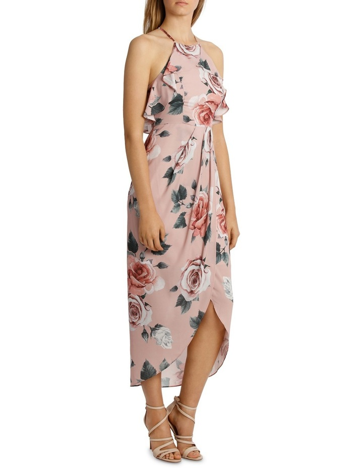 Tullip Skirt Ruffle Bodice Dress image 2