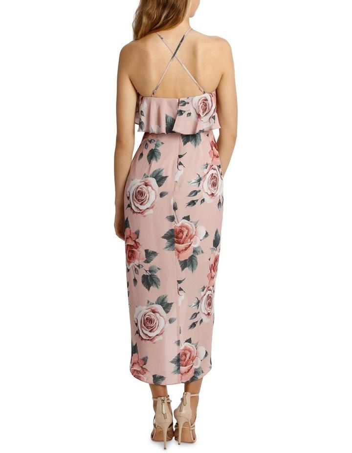 Tullip Skirt Ruffle Bodice Dress image 3