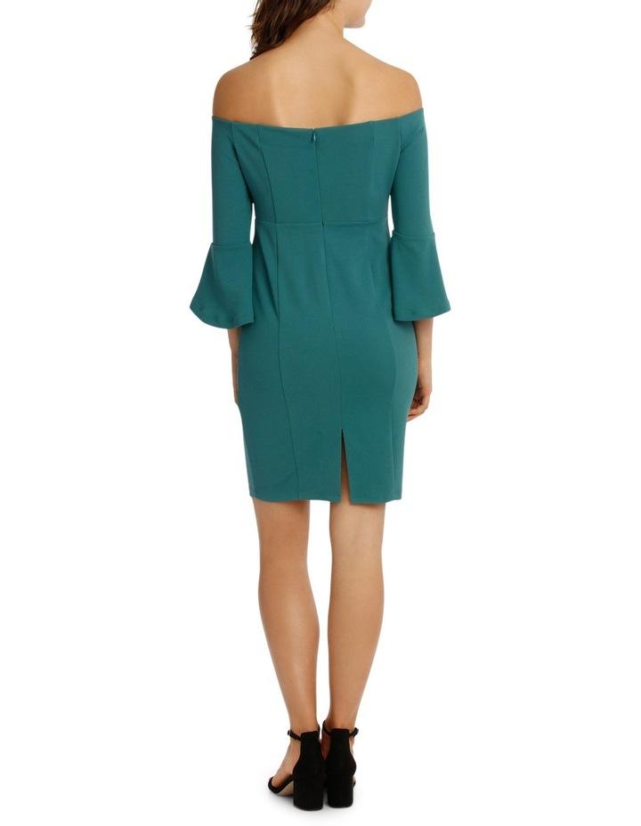 Off The Shoulder Pencil Dress image 3