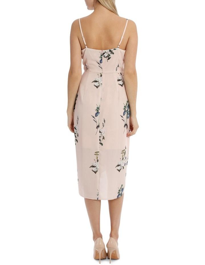 Tullip Skirt Print Dress - Falling Floral image 3