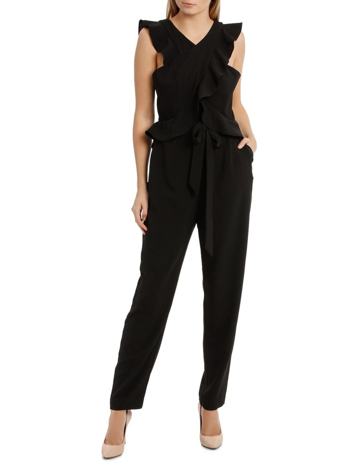 Cross Over Bodices Jumpsuit image 1