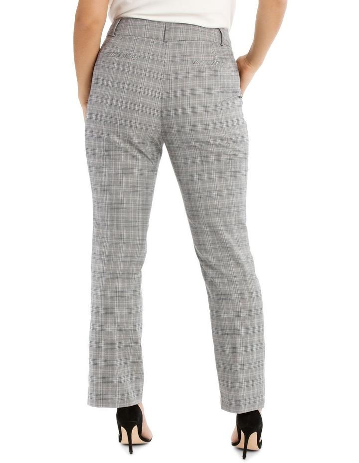 Abi Check Straight Leg Pant image 3