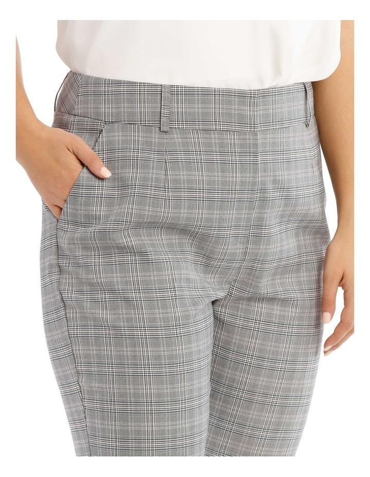 Abi Check Straight Leg Pant image 4