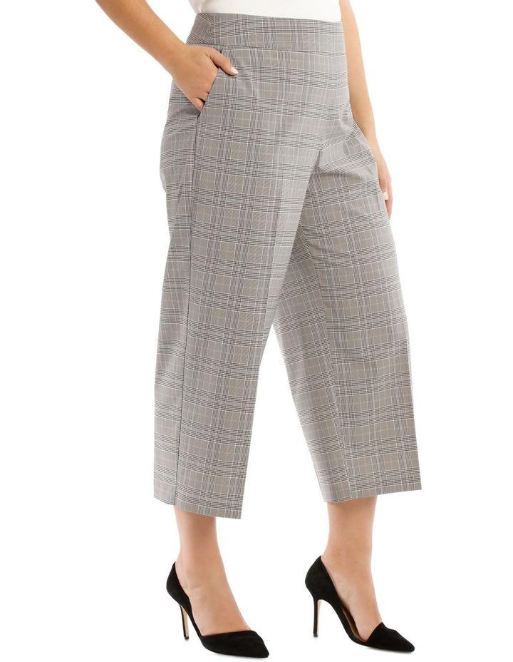 Check Kiera Wide Leg Culotte image 2